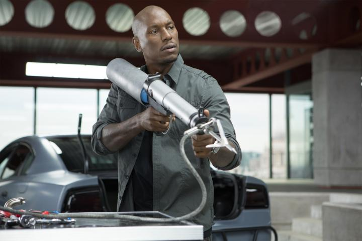 Tyrese Gibson in Furious 6 (2013)