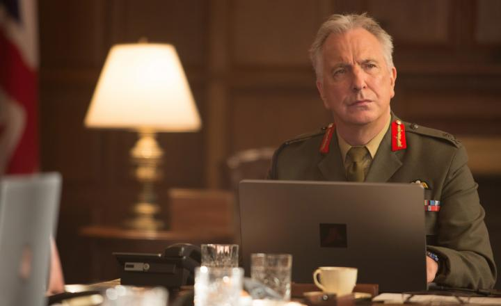 Alan Rickman in Eye in the Sky (2015)