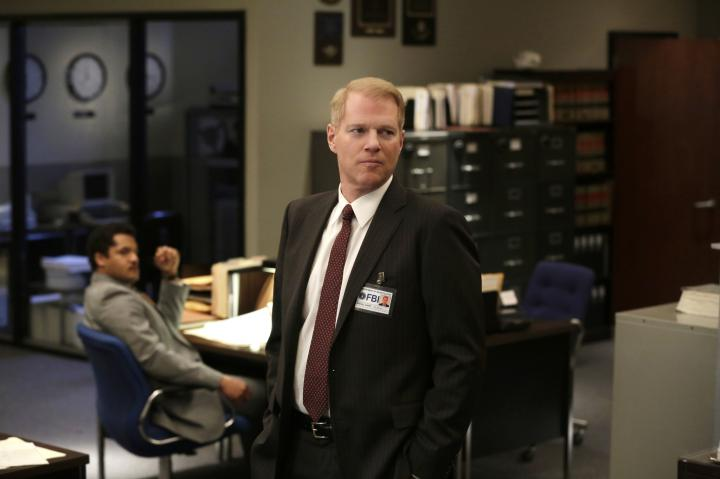 Noah Emmerich and Brandon J. Dirden in The Americans (2013)