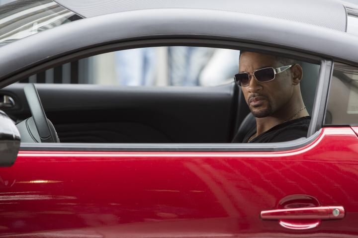 Will Smith in Focus (2015)