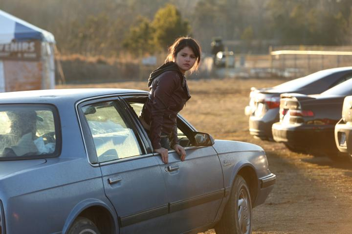Bobby Cannavale and Selena Gomez in The Fundamentals of Caring (2016)