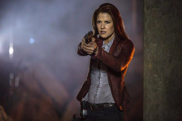 Ali Larter in Resident Evil: The Final Chapter (2016)