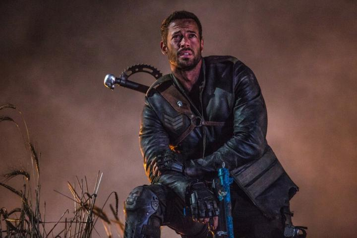 William Levy in Resident Evil: The Final Chapter (2016)