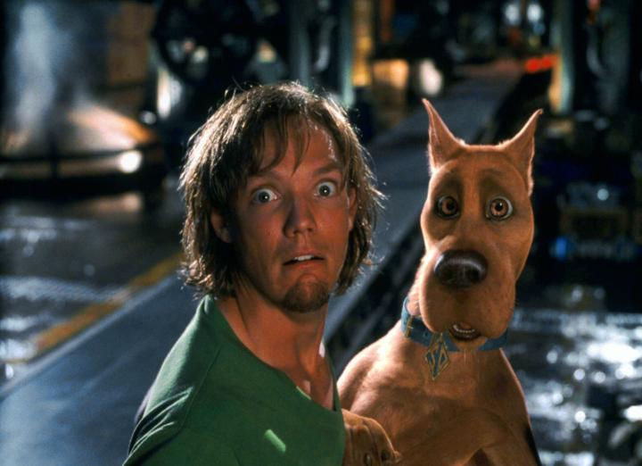 Matthew Lillard in Scooby-Doo (2002)