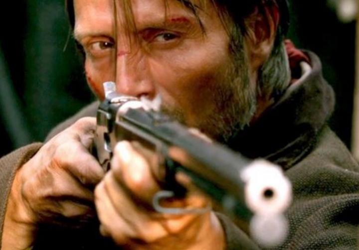 Mads Mikkelsen in The Salvation (2014)