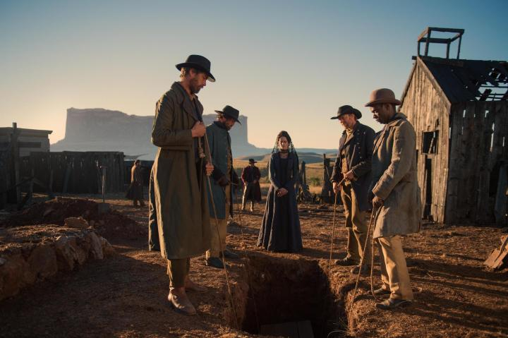 Eva Green in The Salvation (2014)