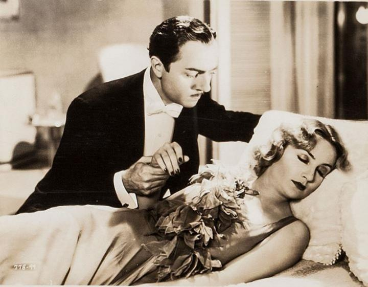 Carole Lombard and William Powell in My Man Godfrey (1936)