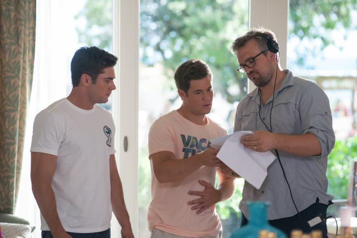 Zac Efron, Jake Szymanski, and Adam Devine in Mike and Dave Need Wedding Dates (2016)