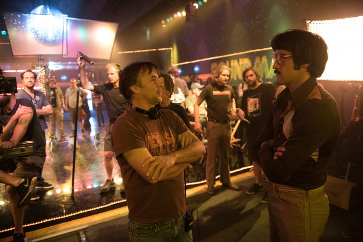 Richard Linklater and Juston Street in Everybody Wants Some!! (2016)
