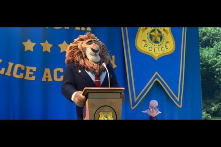 J.K. Simmons in Zootopia (2016)