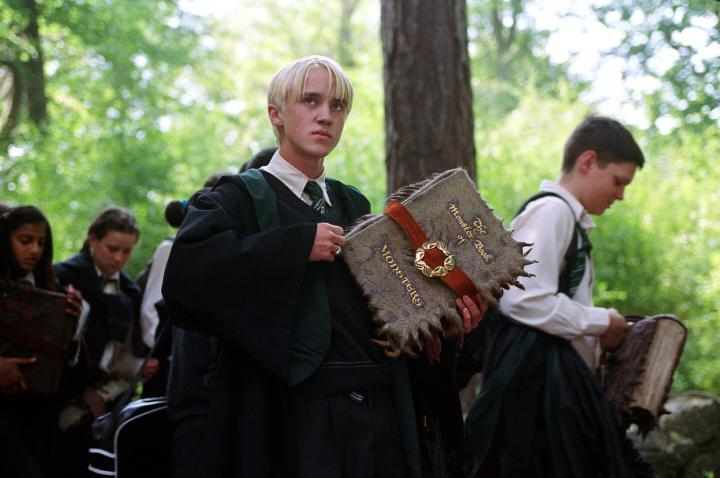 Tom Felton in Harry Potter and the Prisoner of Azkaban (2004)