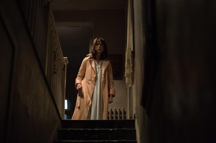 Frances O'Connor in The Conjuring 2 (2016)