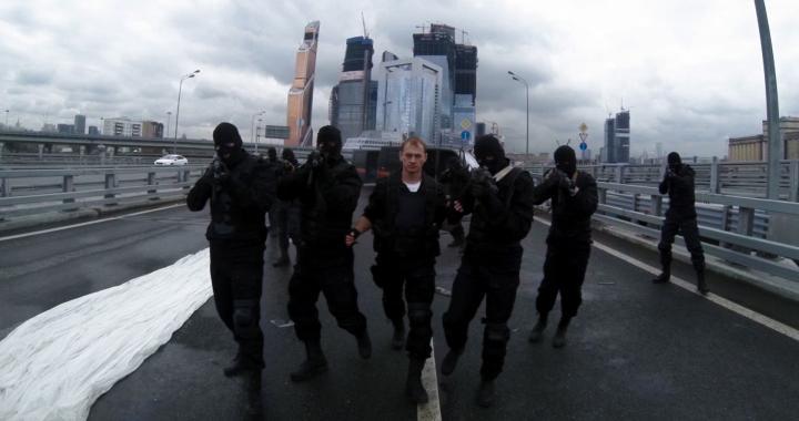 Oleg Poddubnyy in Hardcore Henry (2015)