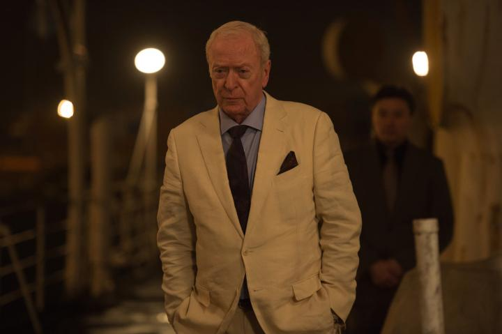 Michael Caine in Now You See Me 2 (2016)
