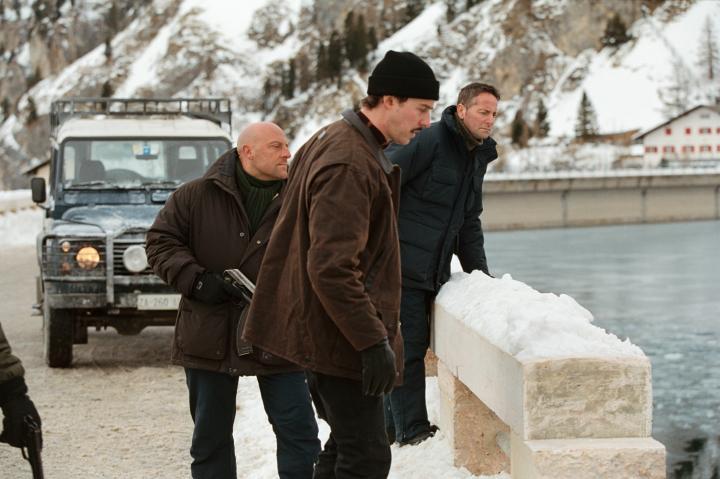 Edward Norton in The Italian Job (2003)