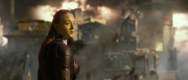 Sophie Turner in X-Men: Apocalypse (2016)
