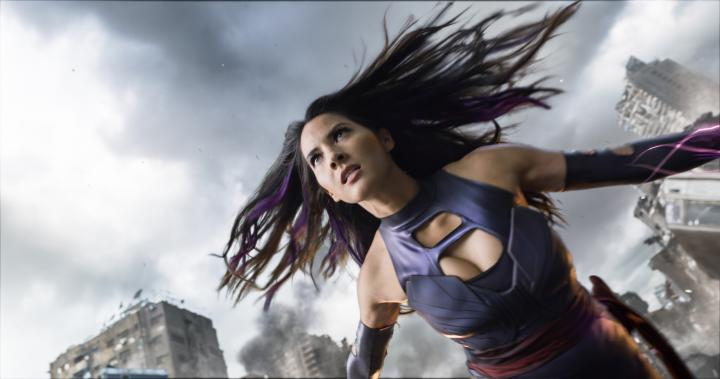 Olivia Munn in X-Men: Apocalypse (2016)