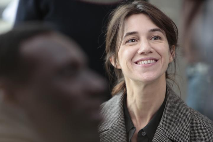 Charlotte Gainsbourg in Samba (2014)