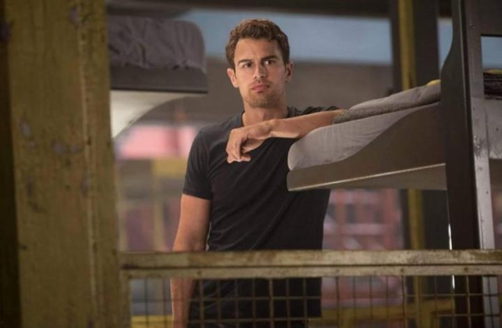 Theo James in Allegiant (2016)