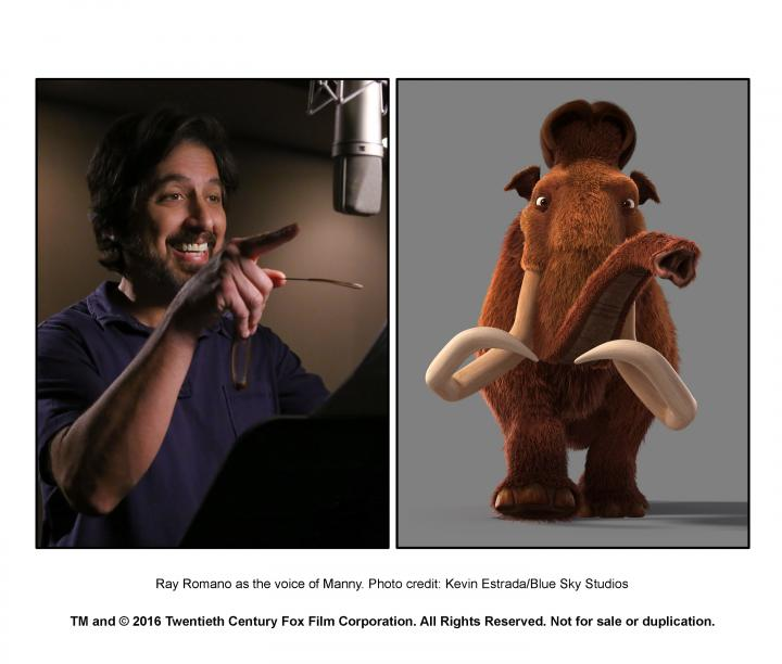 Ray Romano in Ice Age: Collision Course (2016)