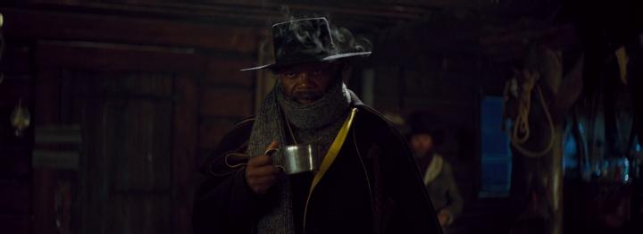 Samuel L. Jackson in The Hateful Eight (2015)