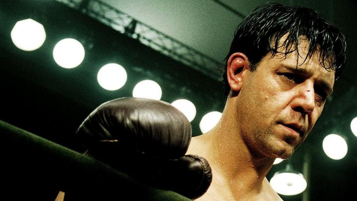 Russell Crowe in Cinderella Man (2005)