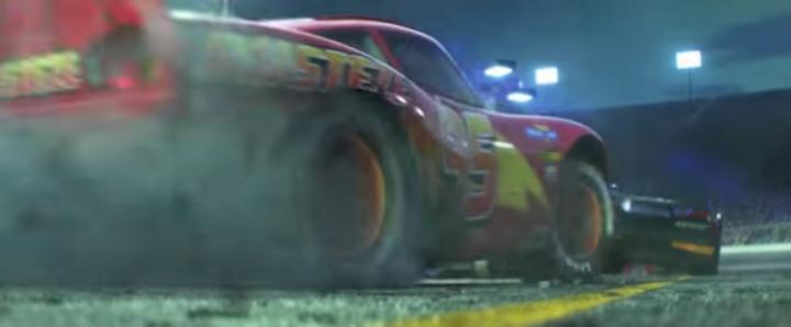 Owen Wilson in Cars 3 (2017)