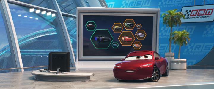 Kerry Washington in Cars 3 (2017)