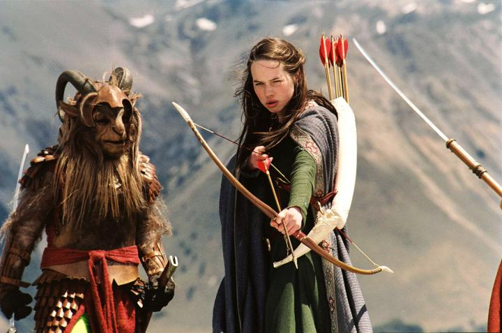 Anna Popplewell in The Chronicles of Narnia: The Lion, the Witch and the Wardrobe (2005)
