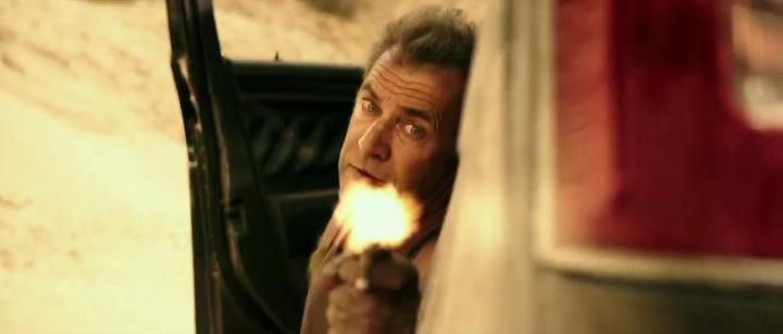 Mel Gibson in Blood Father (2016)