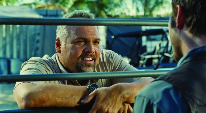 Vincent D'Onofrio in Jurassic World (2015)