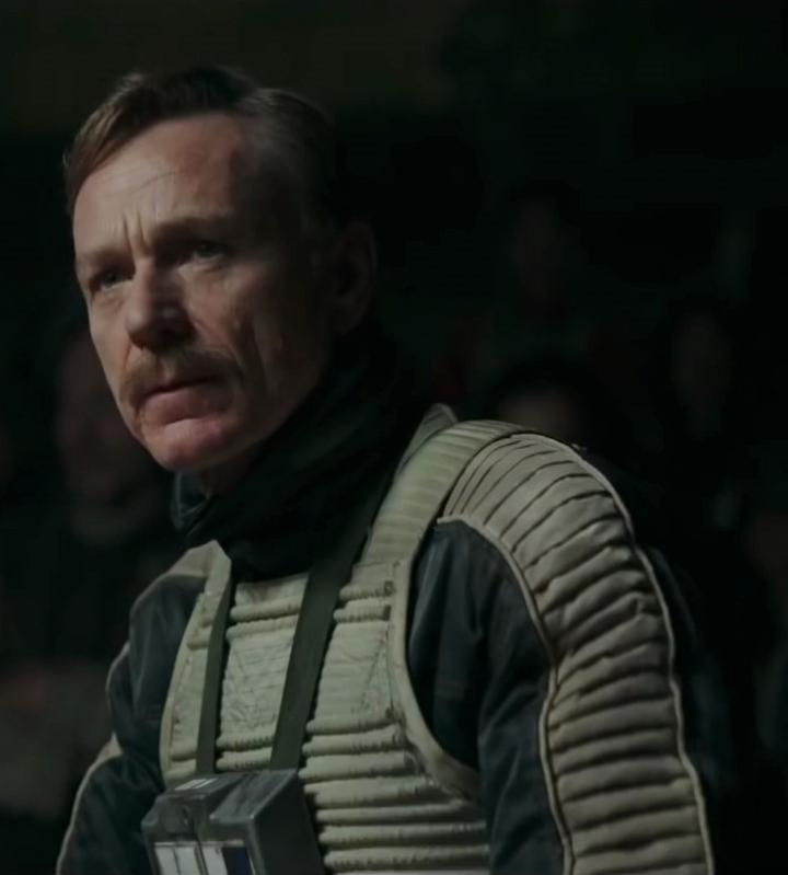 Ben Daniels in Rogue One (2016)