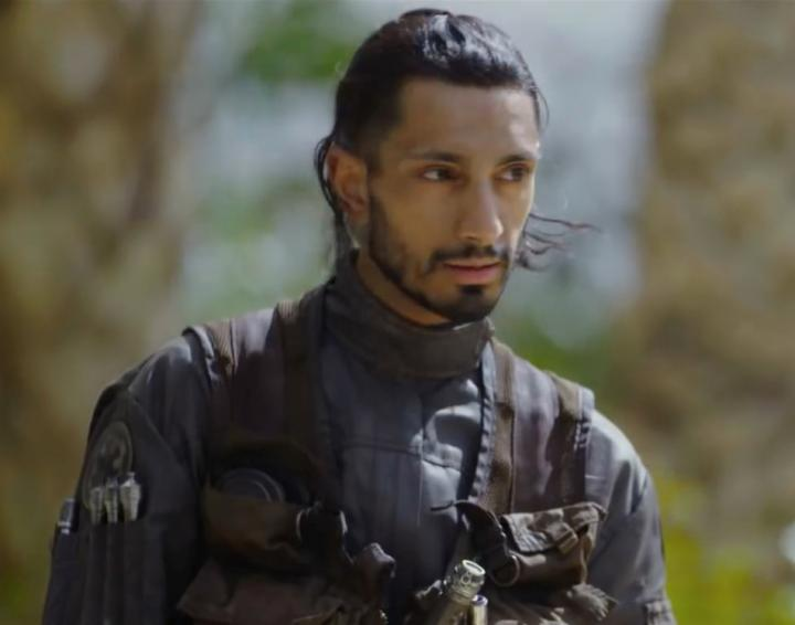 Riz Ahmed in Rogue One (2016)