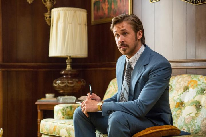 Ryan Gosling in The Nice Guys (2016)
