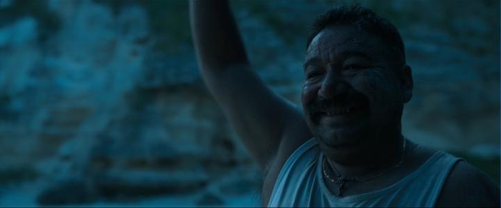 Diego Espejel in The Shallows (2016)