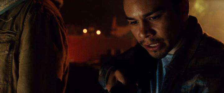 J.J. Soria in The Purge: Election Year (2016)