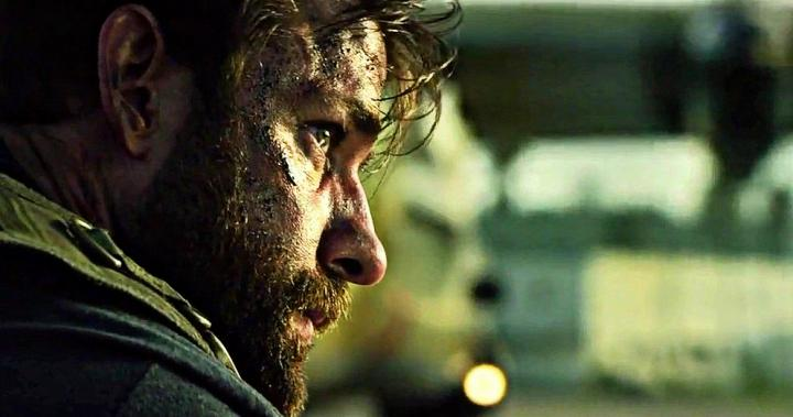 John Krasinski in 13 Hours (2016)
