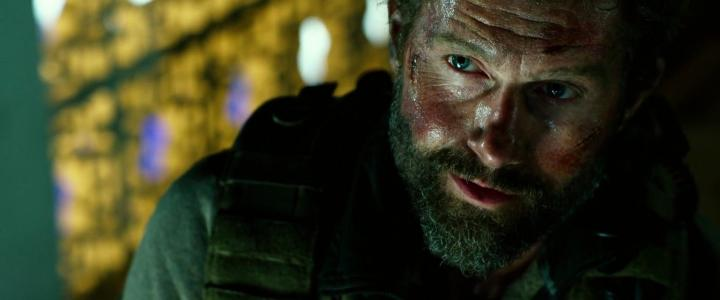 James Badge Dale in 13 Hours (2016)