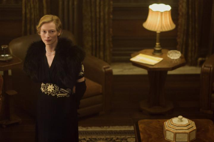 Tilda Swinton in The Curious Case of Benjamin Button (2008)
