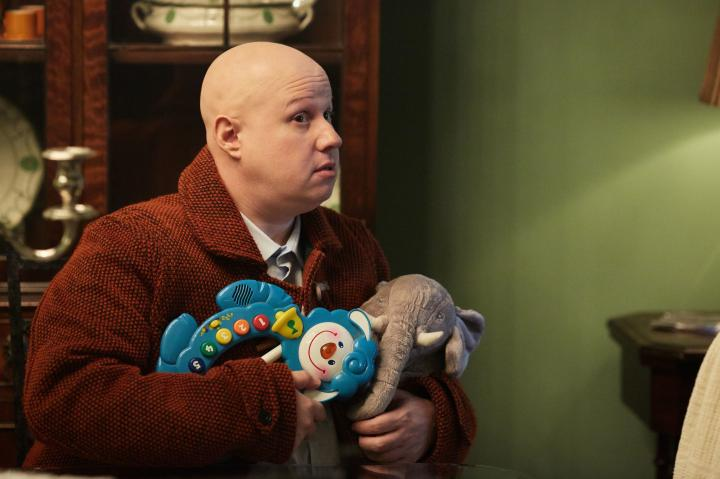Matt Lucas in Doctor Who (2005)