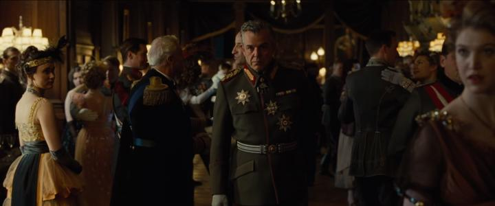 Danny Huston in Wonder Woman (2017)