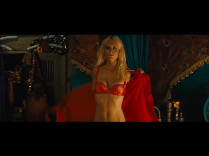 Poppy Delevingne in Kingsman: The Golden Circle (2017)