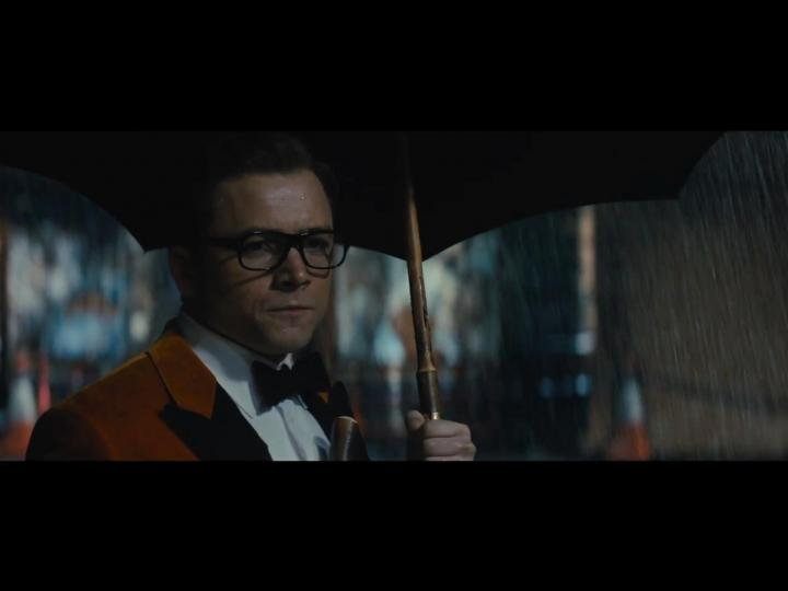 Taron Egerton in Kingsman: The Golden Circle (2017)