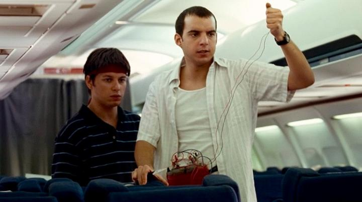 Omar Berdouni and Jamie Harding in United 93 (2006)