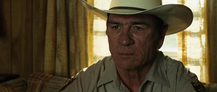 Tommy Lee Jones in No Country for Old Men (2007)
