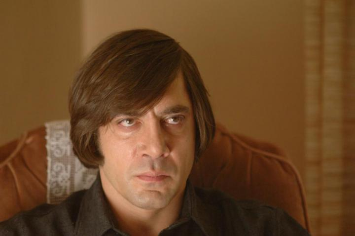 Javier Bardem in No Country for Old Men (2007)