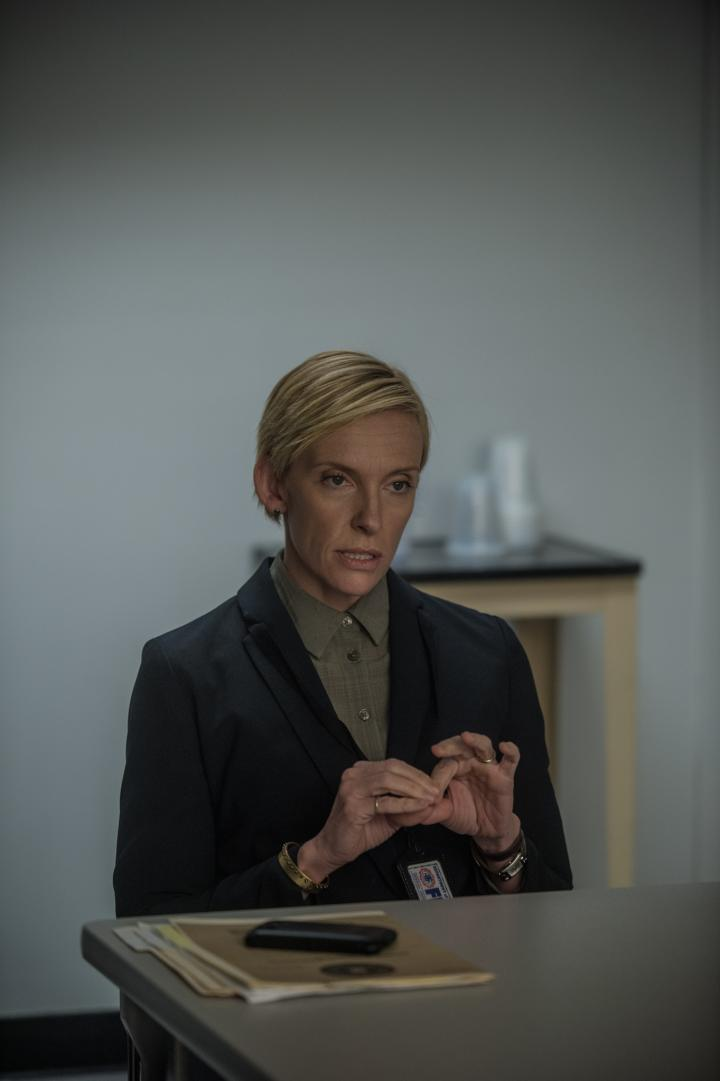 Toni Collette in Imperium (2016)