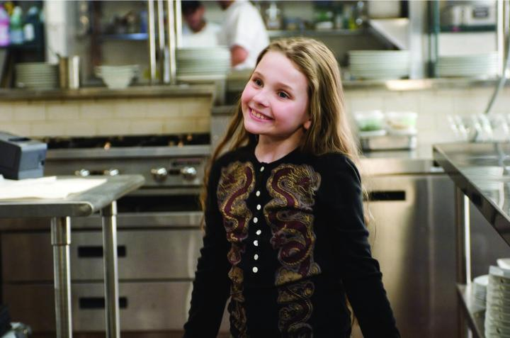 Abigail Breslin in No Reservations (2007)