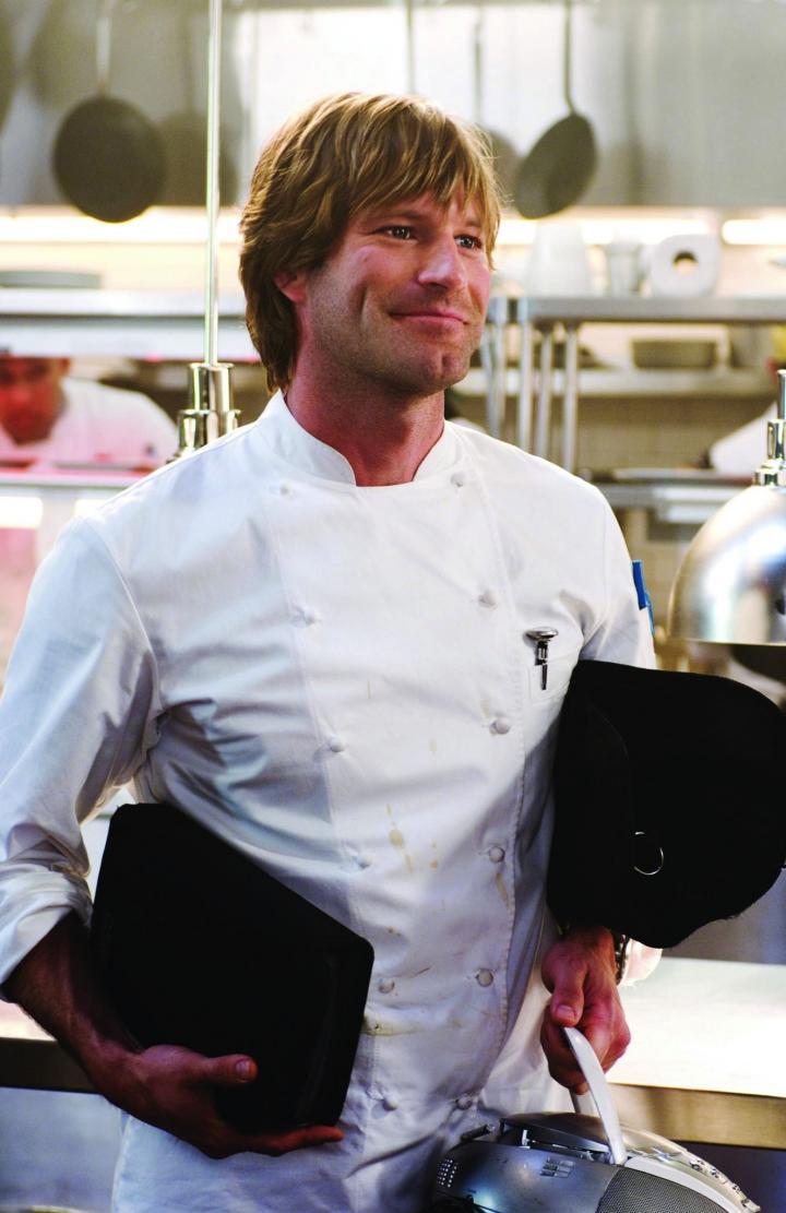 Aaron Eckhart in No Reservations (2007)