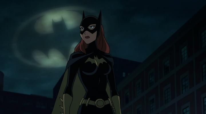 Tara Strong in Batman: The Killing Joke (2016)
